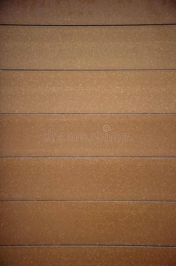 Brown Wood Lines Stock Photography
