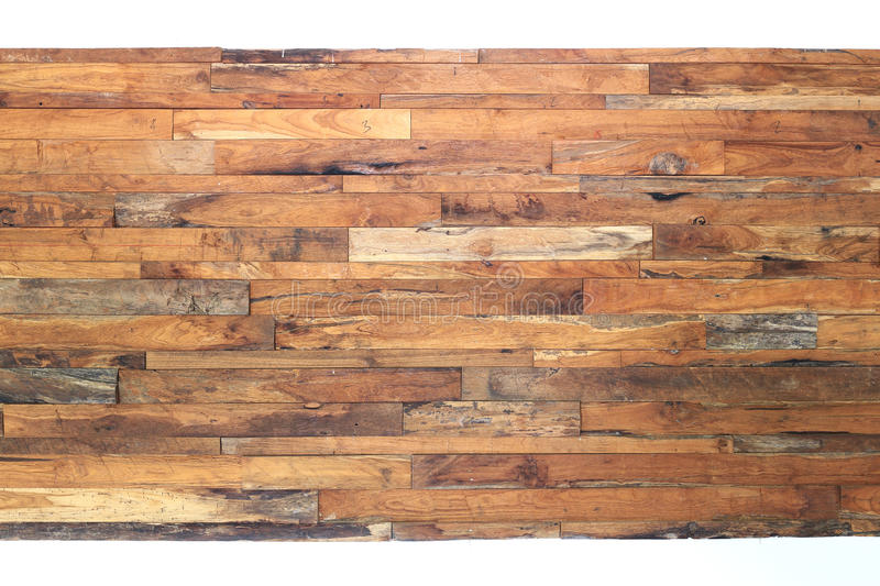 Brown wood plank background stock photo