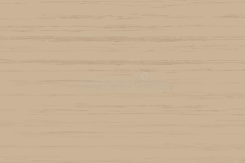 Brown wood plank texture for background. Vector. Illustration vector illustration
