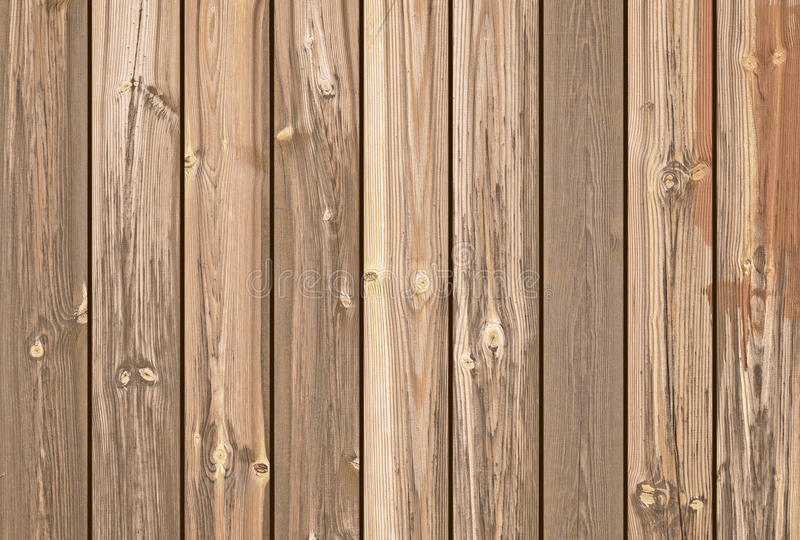 Brown Wood Planks as Background or Texture royalty free stock images