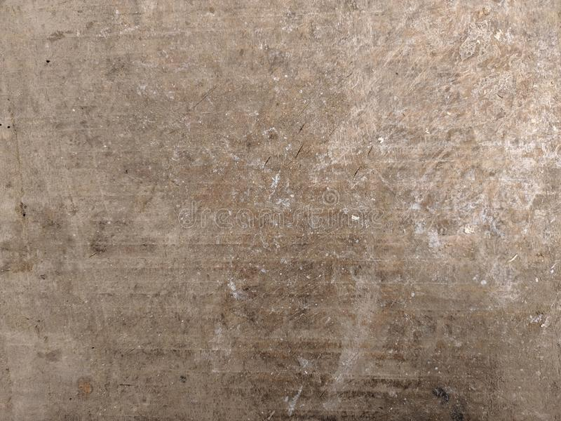 Brown wood surface texture background stock photo