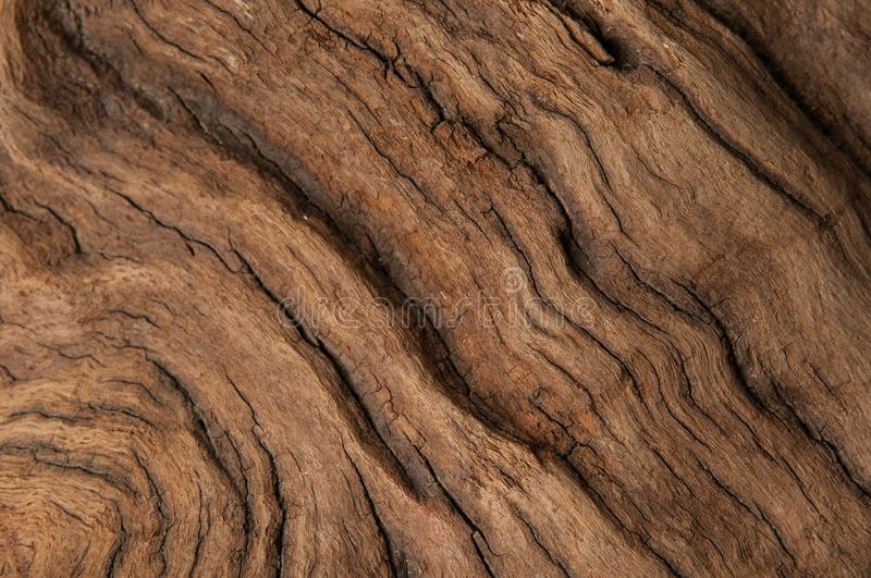 Brown wood texture background. Timber abstract background texture. With cracks and scratches stock photos