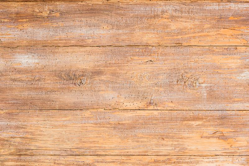 Rustic old brown wood surface background texture royalty free stock image