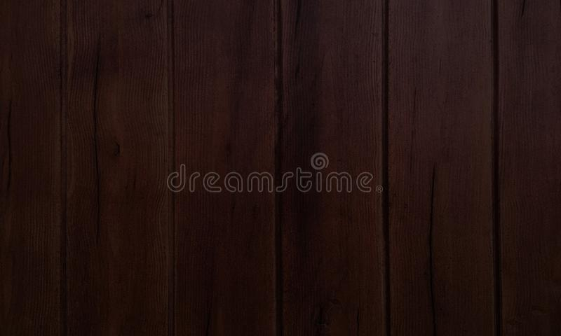 Brown wood texture, dark wooden abstract background. Wood brown background, dark texture abstract wooden royalty free stock image