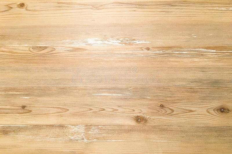 Brown wood texture. Light wooden texture background stock image