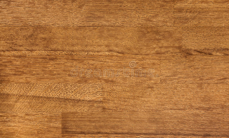 Brown Wooden Desk Close Up Photo Texture Stock Photo