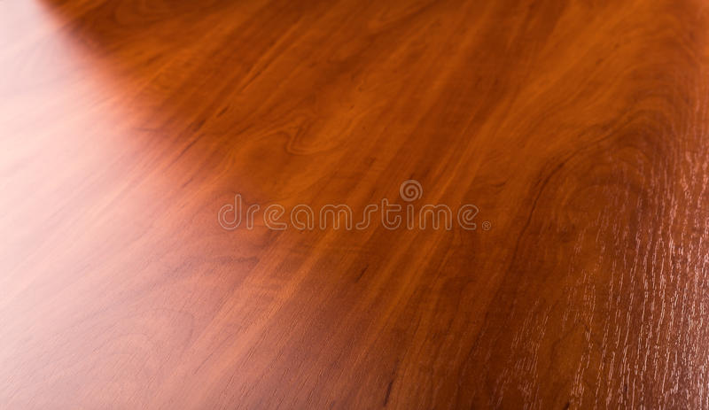 Brown wooden parquet floor. Brown wooden parquet shining floor royalty free stock photo