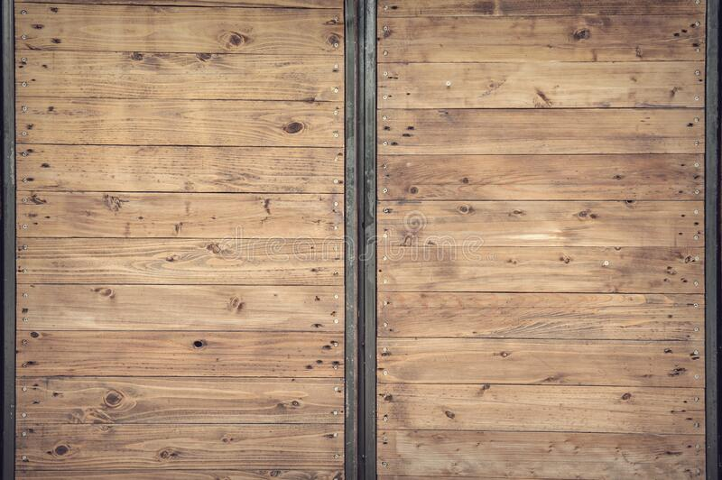 Brown Wooden Rectangular Board Beside Other Rectangular Board royalty free stock image