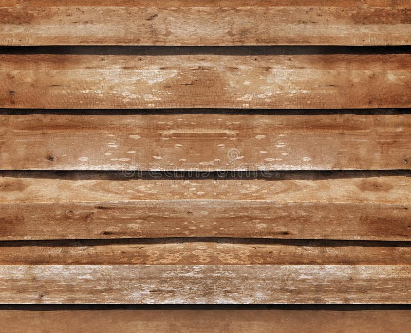 Brown wooden sign background In the concept of the signpost royalty free stock photography