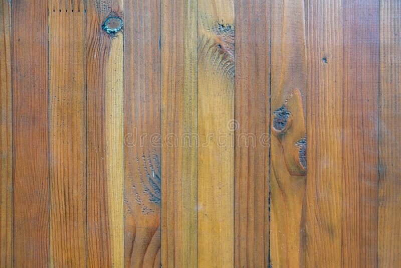 Brown wooden timber board stock images