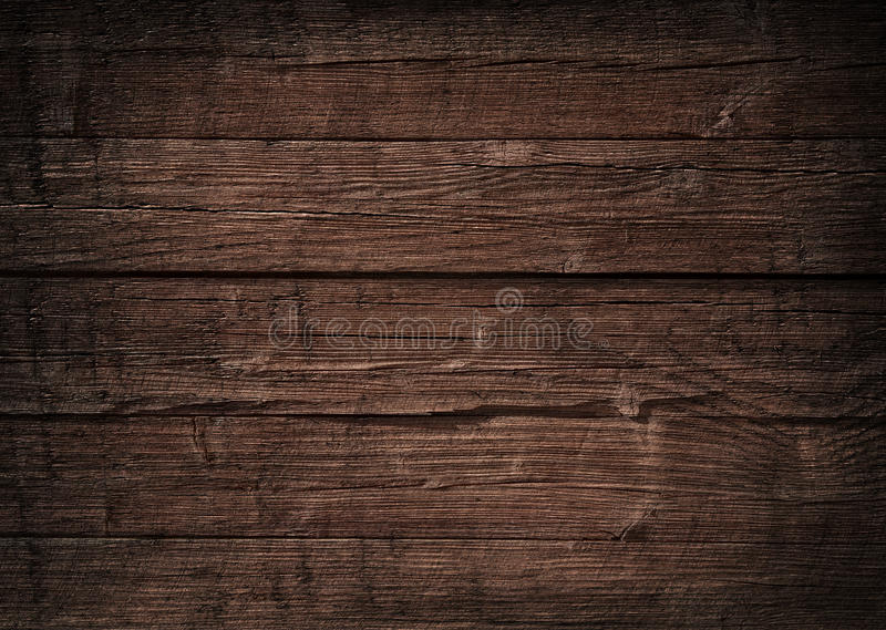 Brown wooden wall, planks, table, floor surface. Dark wood texture. Brown wooden wall planks, table, floor surface. Dark wood texture stock image
