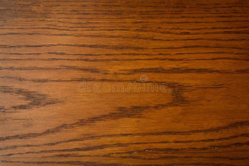 Brown y superficie beige de la textura de madera de roble Construcci?n, grano fotos de archivo libres de regalías