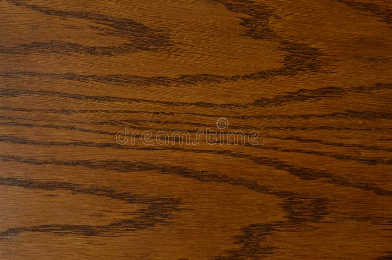 Brown y superficie beige de la textura de madera de roble Construcci?n, grano fotografía de archivo libre de regalías