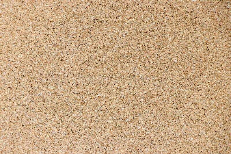 Brown yellow color of cork board texture background. Brown yellow color of cork board textured background stock photography