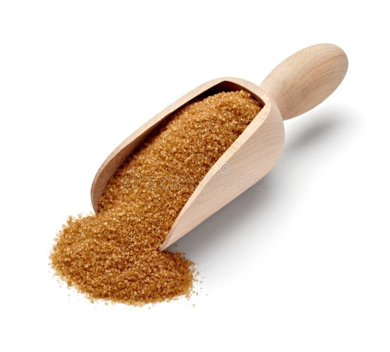 Brown-Zucker lizenzfreie stockfotos