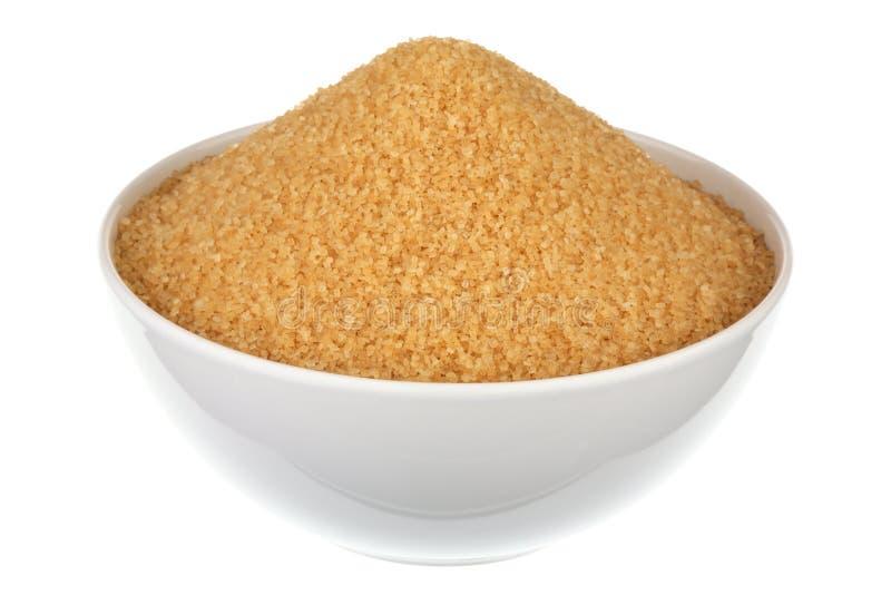 Brown-Zucker stockfotos