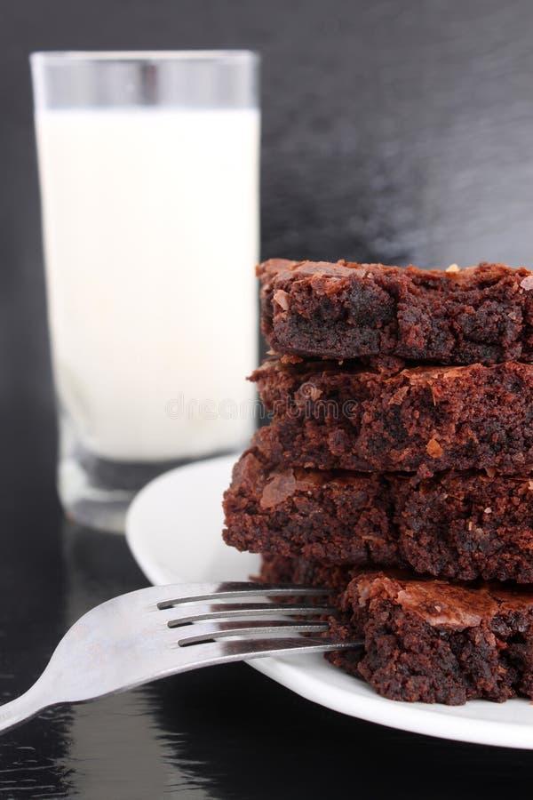 'brownie' photos libres de droits