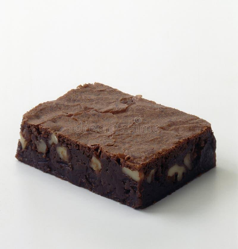 Brownie imagem de stock royalty free