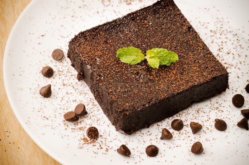 'brownie' photo libre de droits