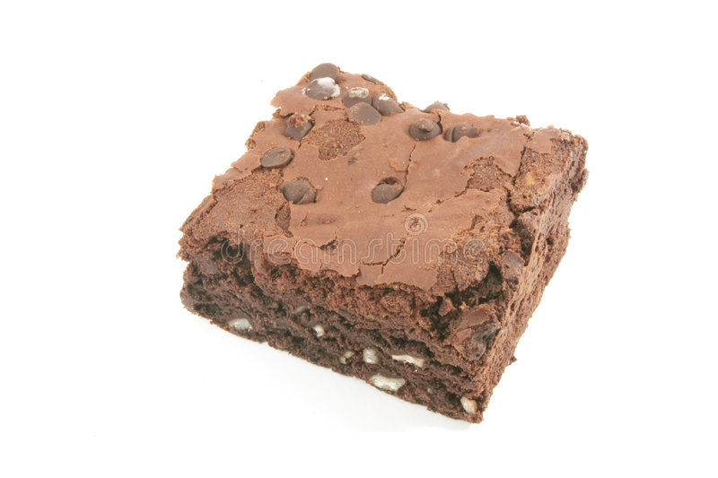 Download Brownie stock photo. Image of square, cocoa, dried, marshmallow - 6022304