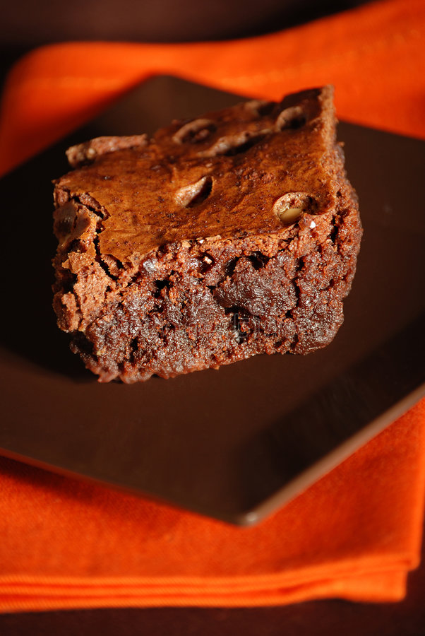 'brownie' photographie stock