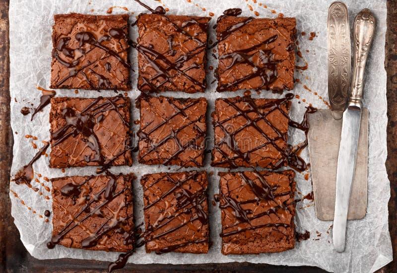 brownie imágenes de archivo libres de regalías