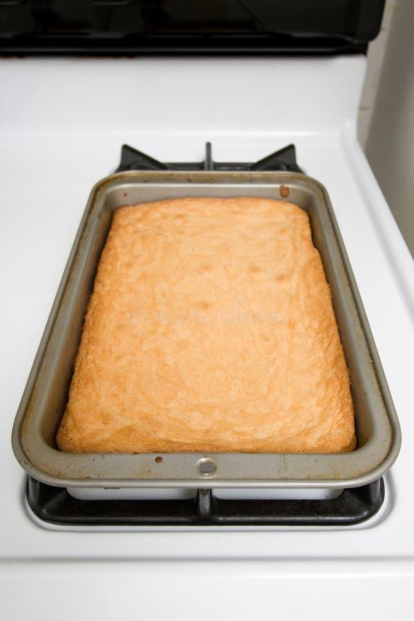 Brownie biondi immagine stock