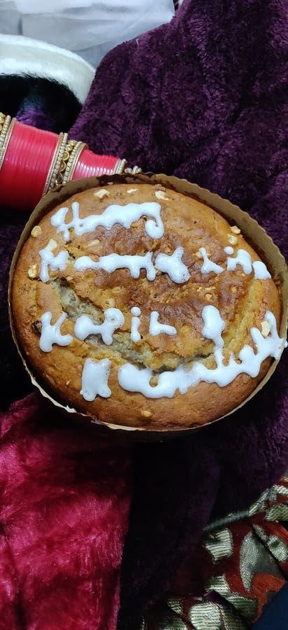 Brownie Cake fotografia de stock royalty free