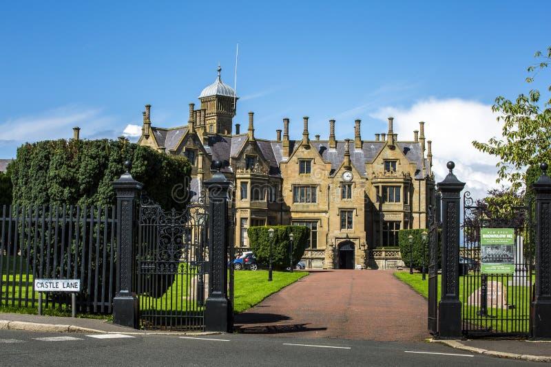 Brownlow dom Lurgan co armagh północ Ireland zdjęcia royalty free