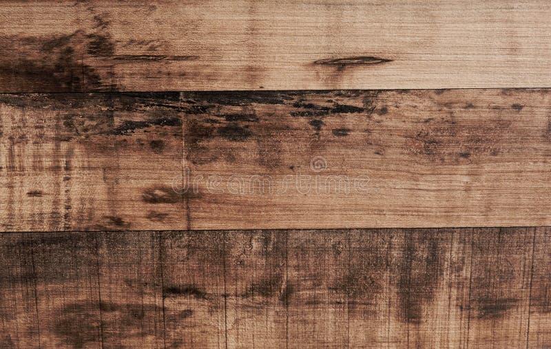 BrownTexture claro do fundo de madeira da grão imagens de stock royalty free