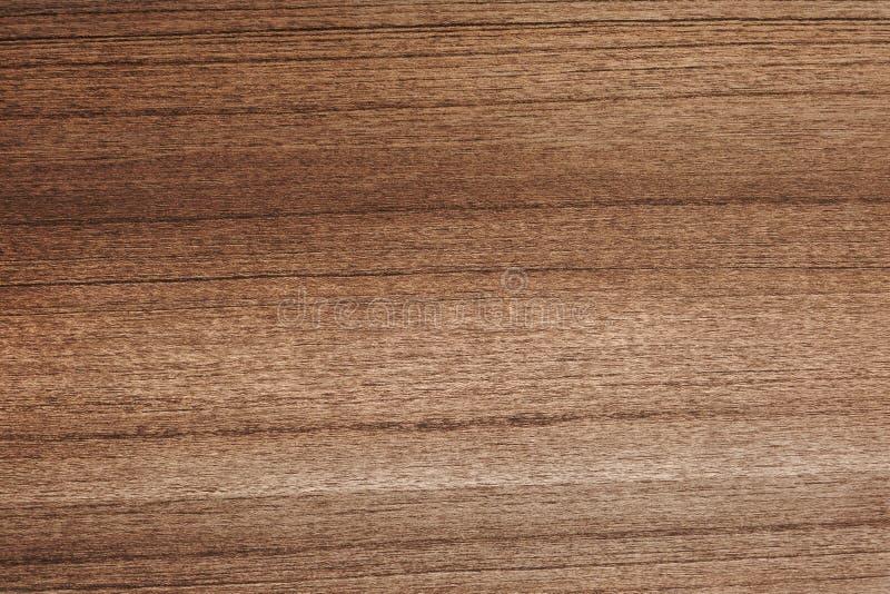 BrownTexture claro horizontal do fundo de madeira da grão fotografia de stock