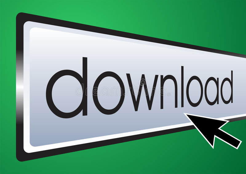 Browser staaf stock illustratie