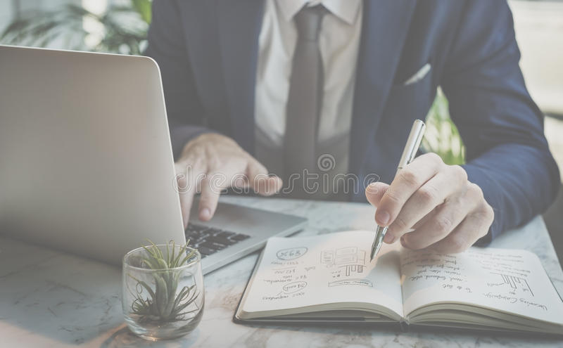 Browsing Business Busy City Life Lifestyle Plan Concept stock photos