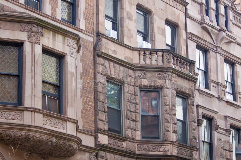 Browstones de Manhattan fotografia de stock royalty free