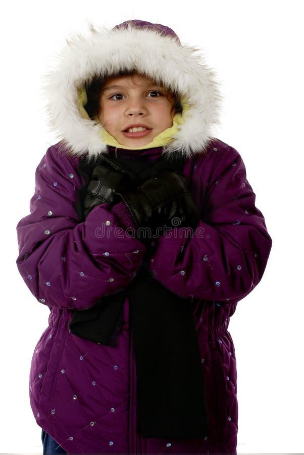 Brrrr! imagem de stock royalty free