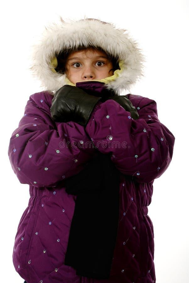 Brrrr! foto de stock