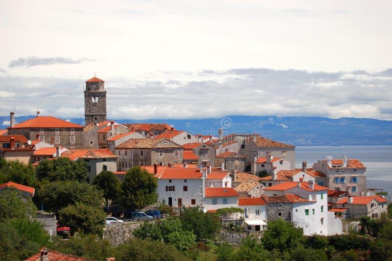 Brsec, Croatia imagem de stock royalty free