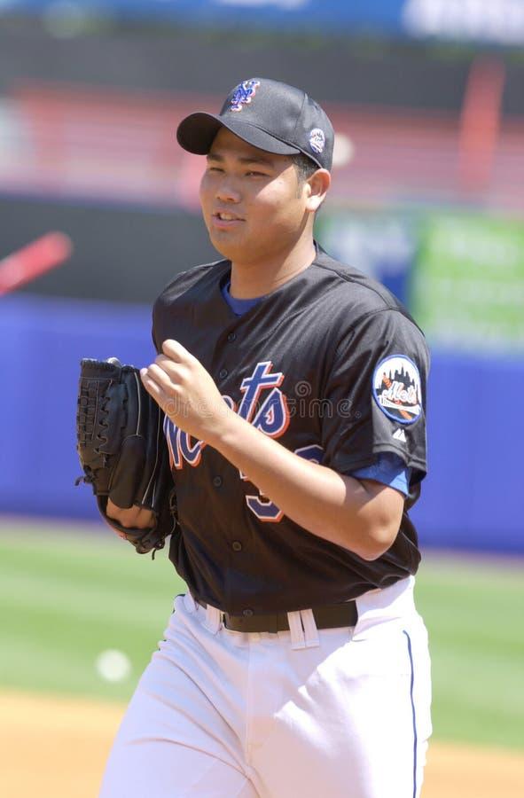 Bruce Chen photos libres de droits