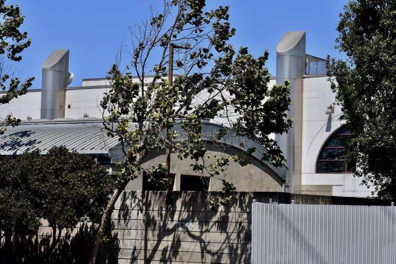 Bruce David Flynn Pump Station, 2 images libres de droits