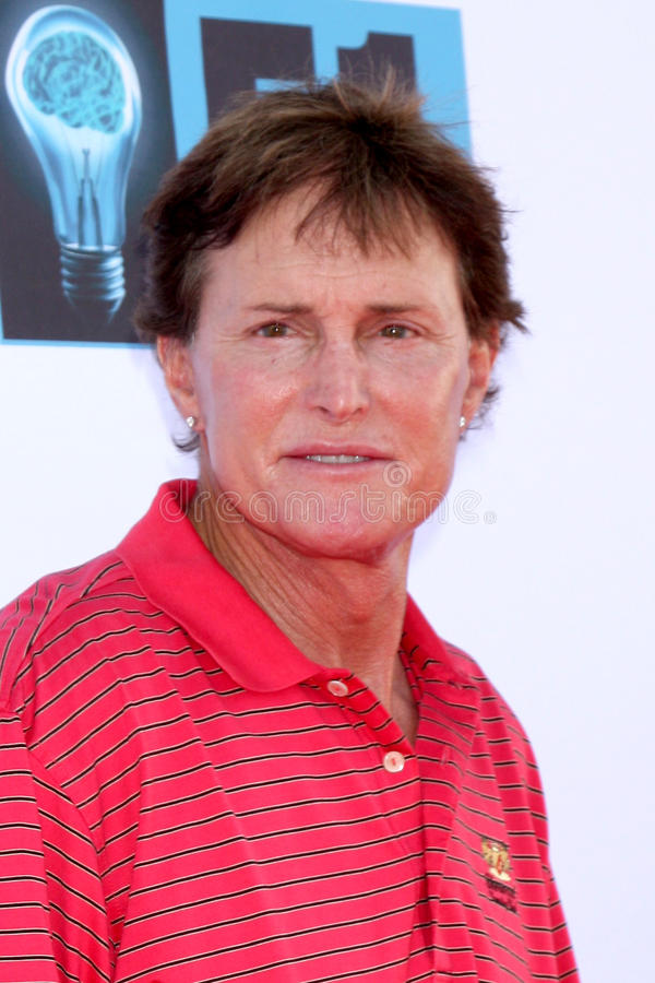 Bruce Jenner lizenzfreie stockfotos