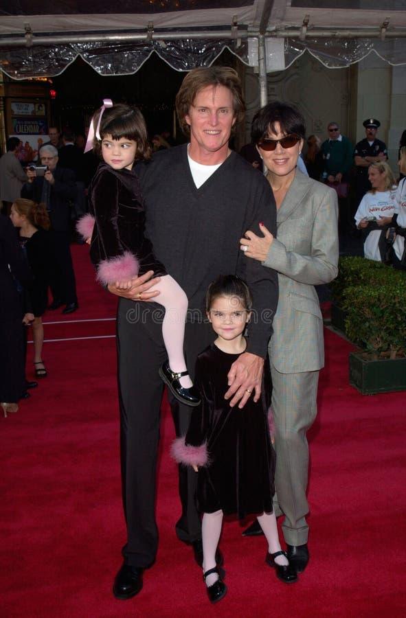 Bruce Jenner photo libre de droits
