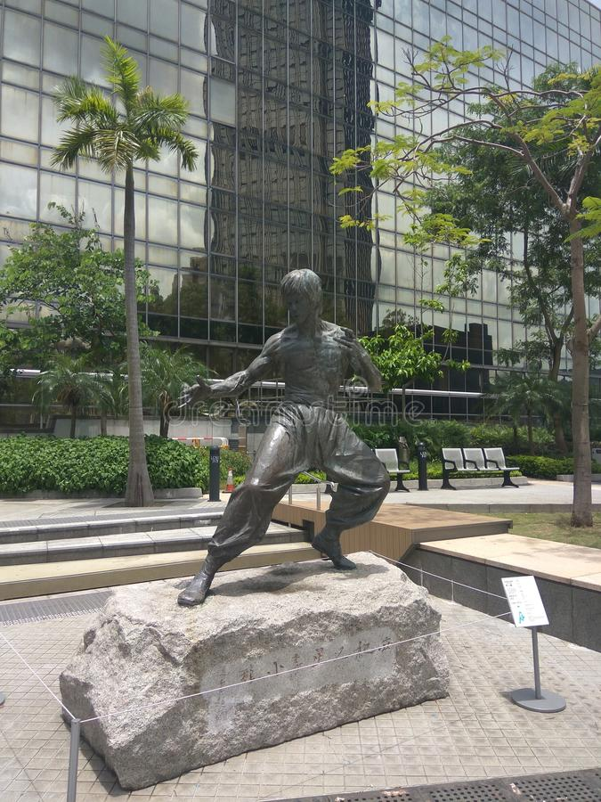 Bruce Lee arkivbilder