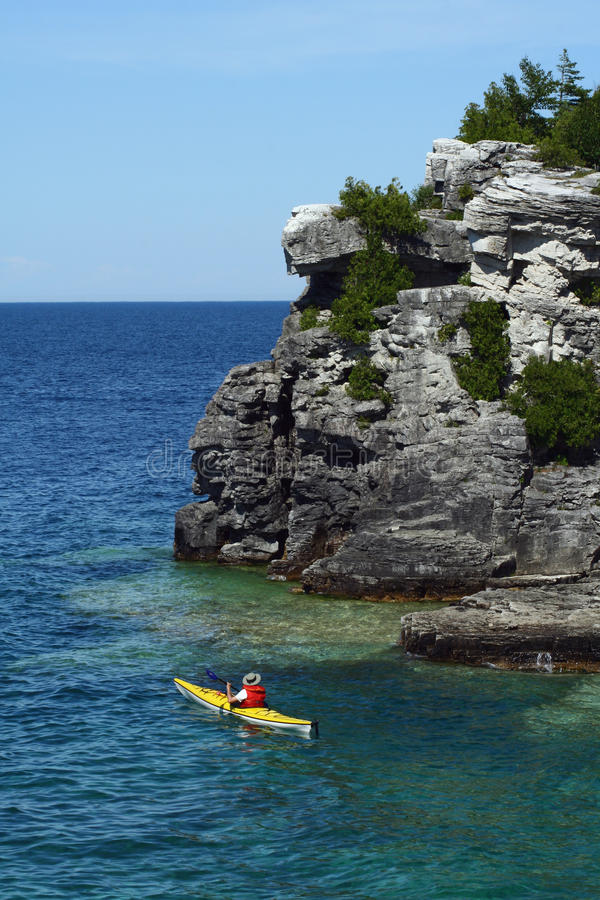 Bruce Peninsula stock images