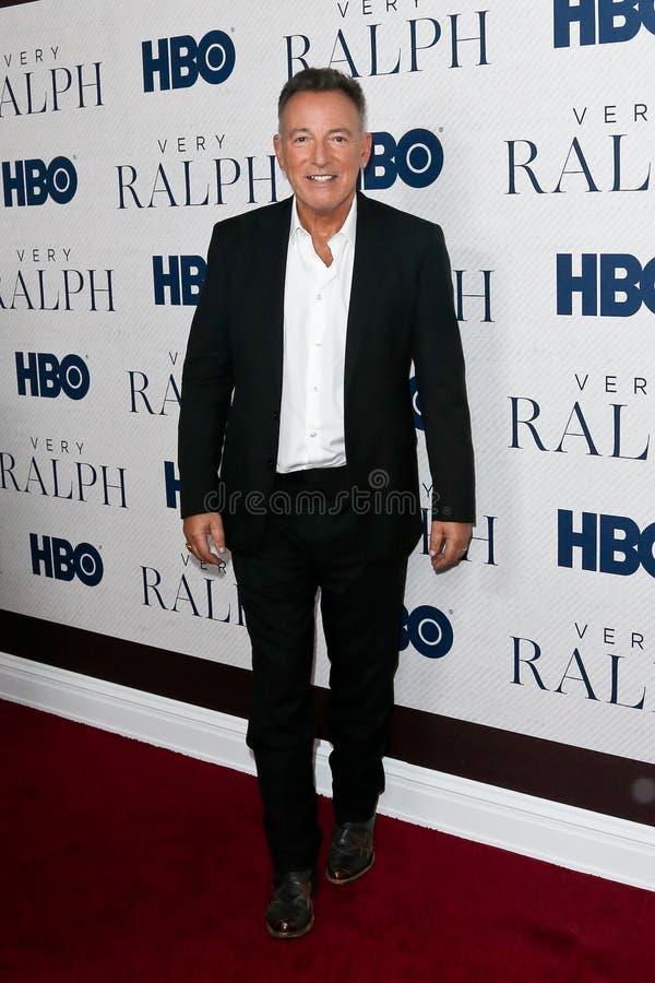 Bruce Springsteen photo stock