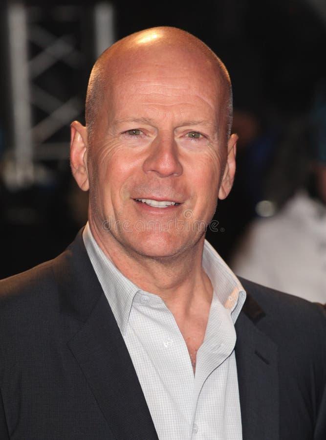 Bruce Willis στοκ φωτογραφία με δικαίωμα ελεύθερης χρήσης
