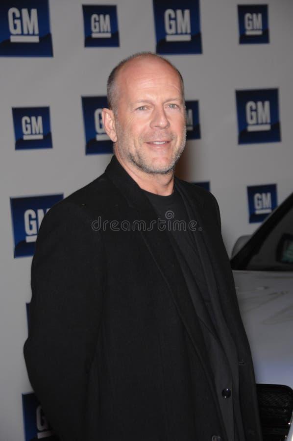 Bruce Willis royalty free stock image