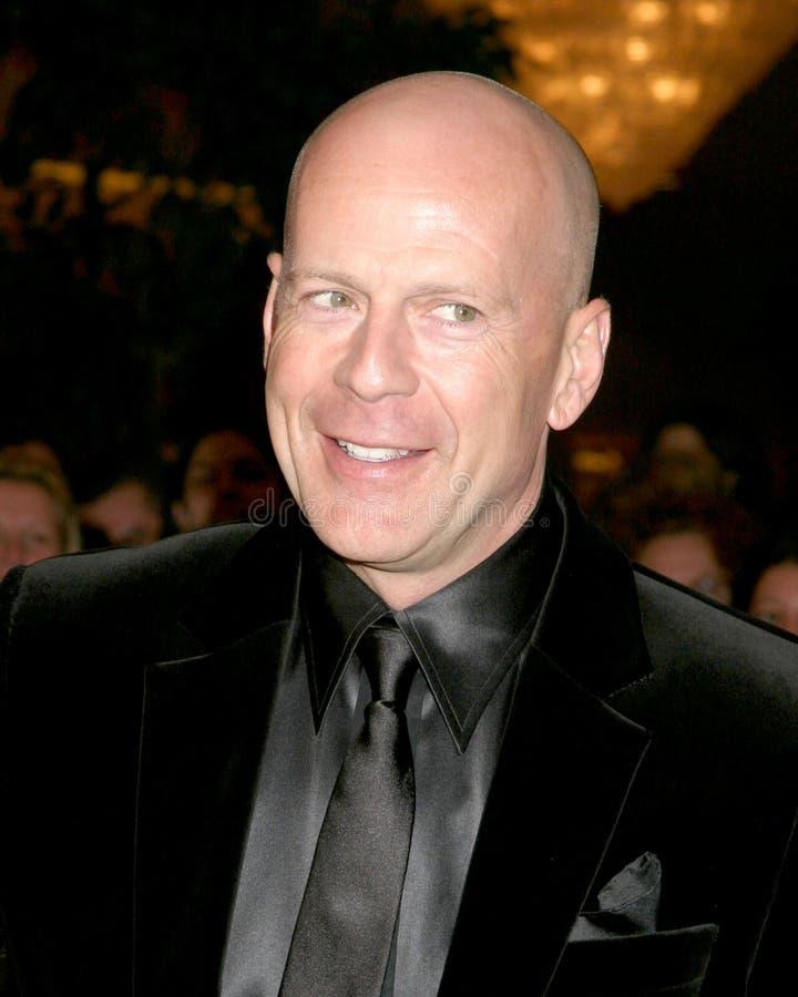 Bruce Willis lizenzfreies stockbild
