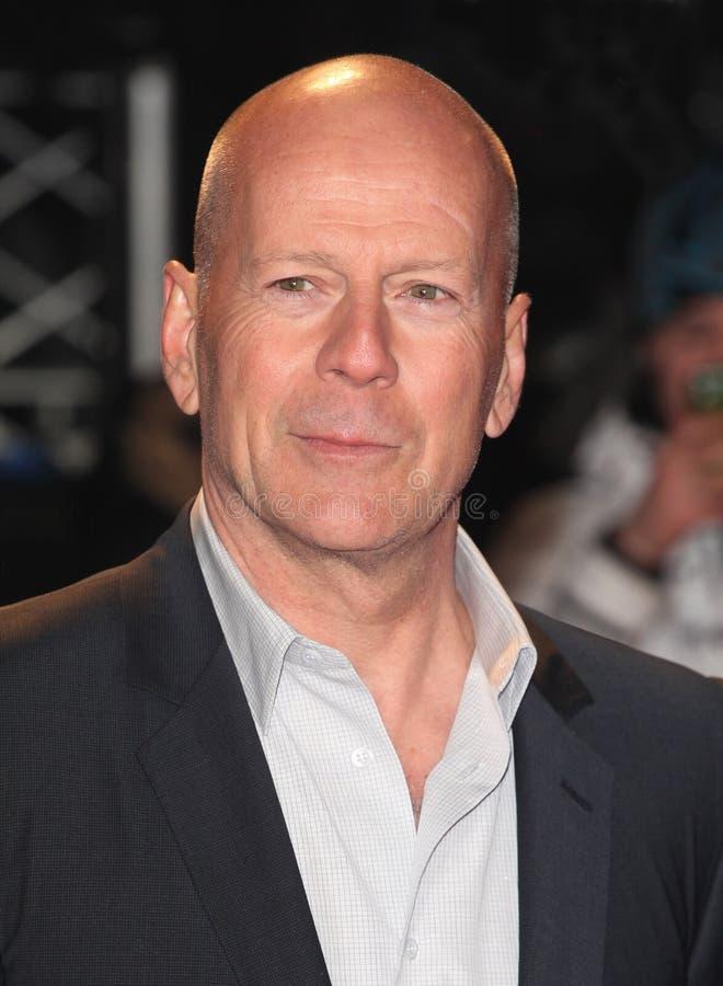 Bruce Willis arkivfoton