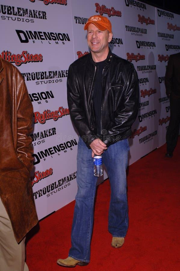 Bruce Willis στοκ εικόνα