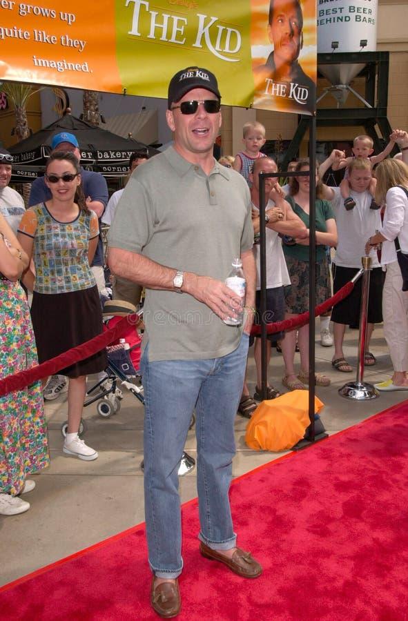 Bruce Willis arkivfoto